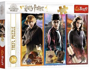 TREFL Puzzle  200 dílků - Harry Potter  13277