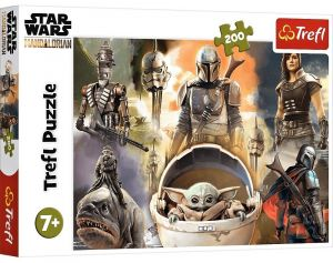 TREFL Puzzle  200 dílků - Star Wars  13276