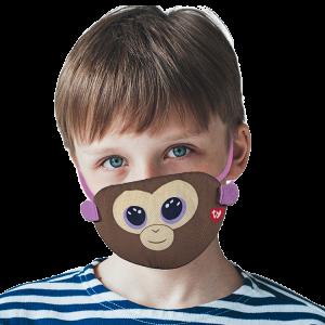 TY mask - maska na obličej / rouška : opička Coconut   95707