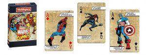 Winning Mowies  - hrací karty  - Marvel - Comics Retro   55 karet