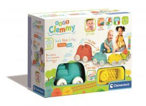 Clementoni Baby - Vláček s vagónky