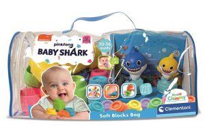 Clemmy taška Baby Shark 22 kostek