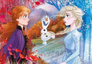 Deskové puzzle Clementoni - 15 dílků - Frozen 2 - 22235d