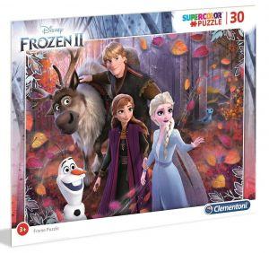 Deskové puzzle Clementoni - 30 dílků - Frozen 2 - 22702a