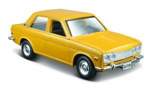 Maisto  1:24 Datsun  510 - žlutá  barva