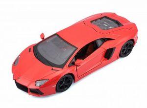 Maisto 1:24  Lamborghini Aventador LP 700-4  oranžová barva