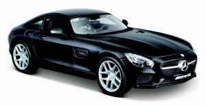 Maisto  1:24 Mercedes AMG  GT - černá barva