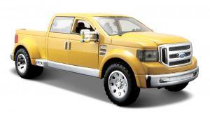 Maisto  1:31  Ford Mighty  F-350 Super Duty - žlutá  barva