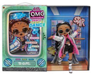 MGA LOL SURPRISE Panenka O.M.G. Dance - B-Gurl