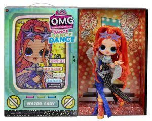 MGA LOL SURPRISE Panenka O.M.G. Dance - Major Lady