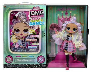 MGA LOL SURPRISE Panenka O.M.G. Dance - Miss Royale