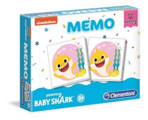 Pexeso ( Memo ) Clementoni   - Baby Shark  18100