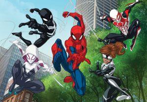 Puzzle Clementoni  - 104 dílků  - Spiderman  27151