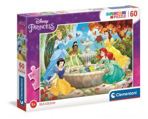 Puzzle Clementoni  60 dílků  Princezny  26064