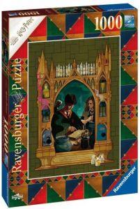 Puzzle Ravensburger 1000 dílků - Harry Potter 2 - kolekce  167470