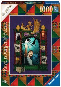Puzzle Ravensburger 1000 dílků - Harry Potter 1 - kolekce   167463