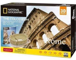 3D puzzle CubicFun Colosseum - 131 dílků
