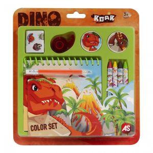 AS -  malá kreativní  sada - dinosaurus