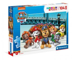 Clementoni puzzle 104 dílků MAXI -Tlapková patrola 23755