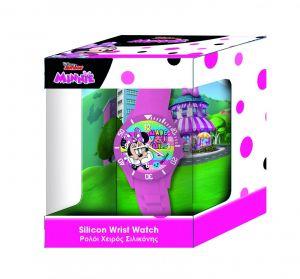Dětské hodinky - analogové v dárkové krabičce  - Minnie C