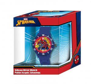 Dětské hodinky - analogové v dárkové krabičce  - Spiderman  C