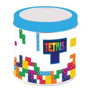Dětské hodinky - analogové v plechovce  - Tetris