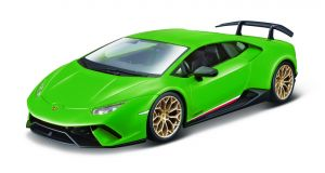 Maisto 1:18  Lamborghini  Huracán Performante  - zelená barva