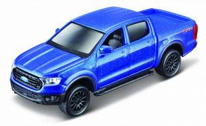 Maisto 21001 PR  Ford Ranger 2019 - modrá  barva