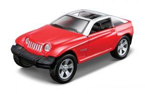 Maisto 21001 PR  Jeep  Jepster - červená barva