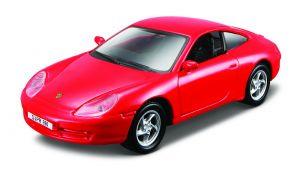 Maisto 21001 PR  Porsche 911 Carrera  - červená barva