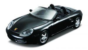Maisto 21001 PR  Porsche Boxter - černá  barva