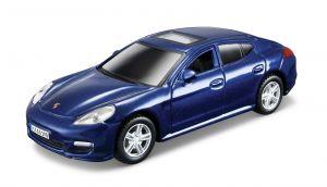 Maisto 21001 PR  Porsche Panamera  turbo -  modrá barva