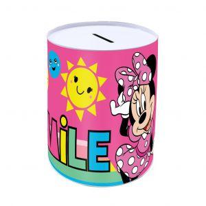 Pokladnička plechovka  10 x 15 cm  -  Minnie C
