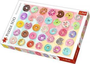 Puzle Trefl 500 dílků - Donuty 37334