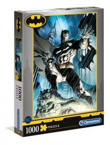 Puzzle Clementoni 1000 dílků -  Batman  39576