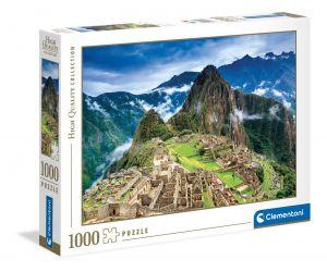 Puzzle Clementoni 1000 dílků - Machu Picchu 39604