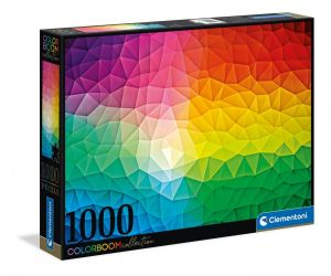 Puzzle Clementoni 1000 dílků - Mosaic  39597