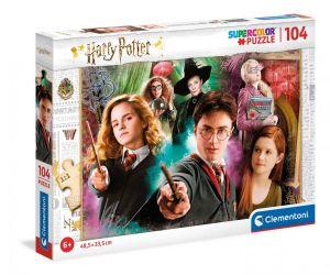 Puzzle Clementoni  - 104 dílků   Harry Potter 25712