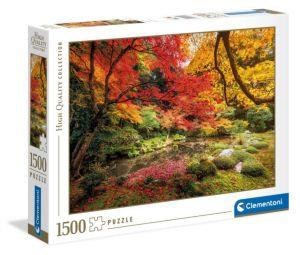 Puzzle Clementoni 1500 dílků  - Podzimní park 31820