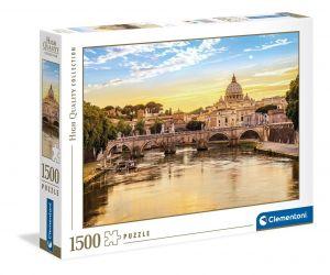 Puzzle Clementoni 1500 dílků  - Řím 31819