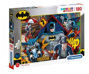 Puzzle Clementoni 180 dílků  - Batman 29108
