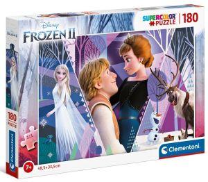 Puzzle Clementoni 180 dílků  - Frozen II  29309