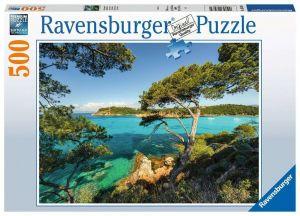 puzzle Ravensburger  500 dílků - Krajina 165834