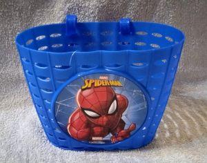 STAMP - košík na kolo , trojkolku.... Spiderman