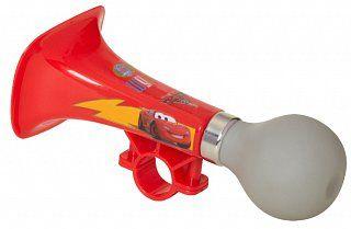 STAMP - trumpetka na kolo / koloběžku - Cars