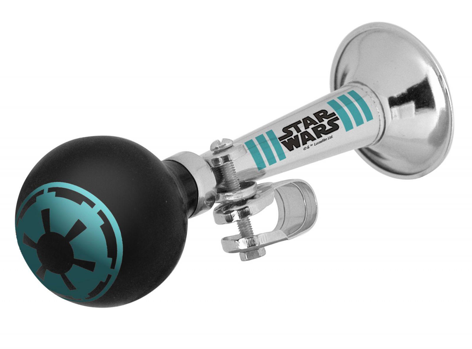 STAMP - trumpetka na kolo / koloběžku - Star Wars