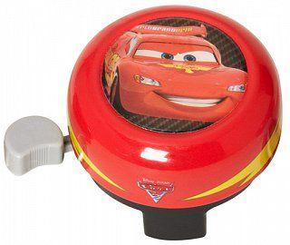 STAMP - zvonek na kolo ( koloběžku ) CARS