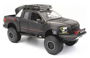 auto Maisto  1:24 Design - Ford F-150 Raptor - černý