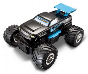 Auto Maisto - Power Builds - Off-Road Truck - černé  auto