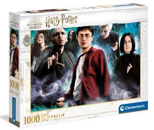 Clementoni Puzzle 1000 dílků  -  Harry Potter 39586
